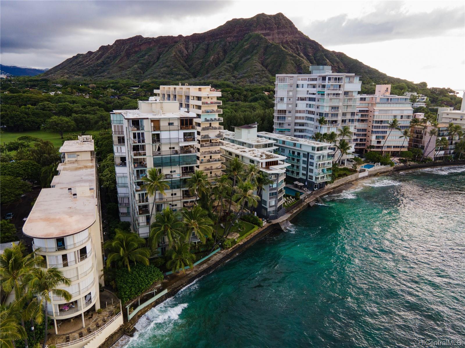 Tropic Seas Inc condo # 105, Honolulu, Hawaii - photo 1 of 23
