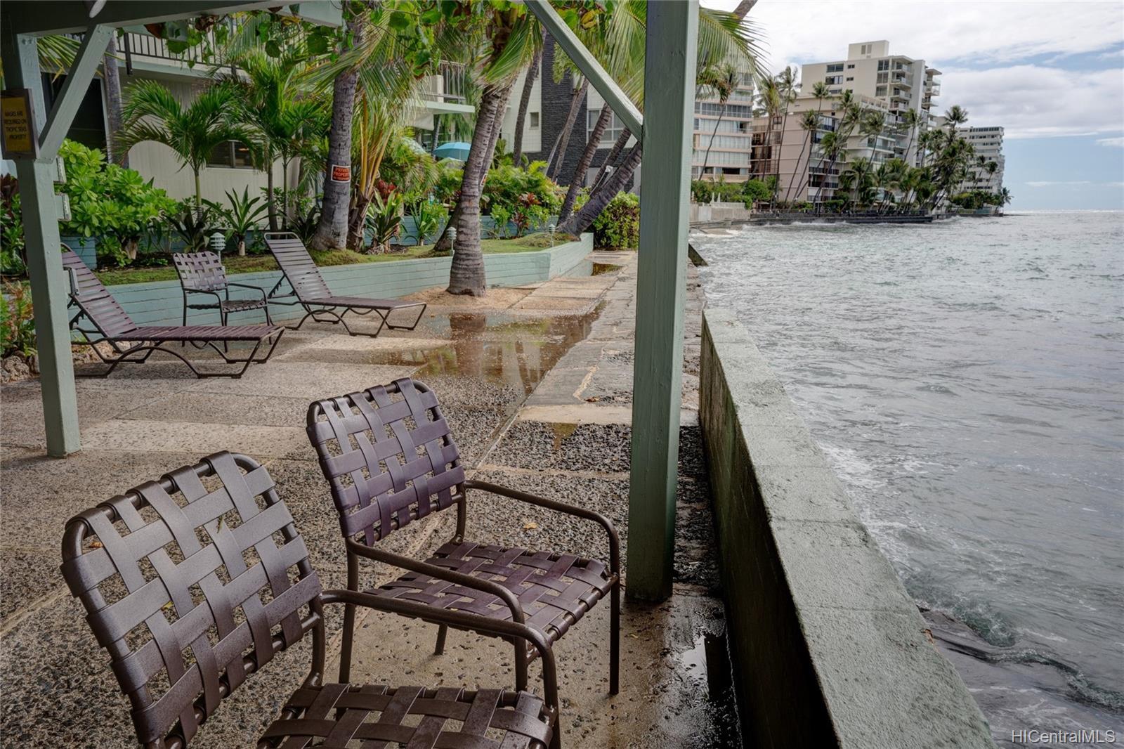 Tropic Seas Inc condo # 105, Honolulu, Hawaii - photo 16 of 23