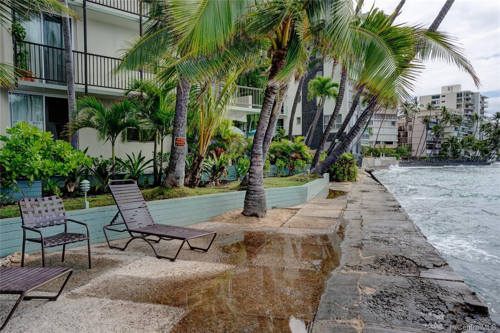 Tropic Seas Inc condo # 105, Honolulu, Hawaii - photo 17 of 23
