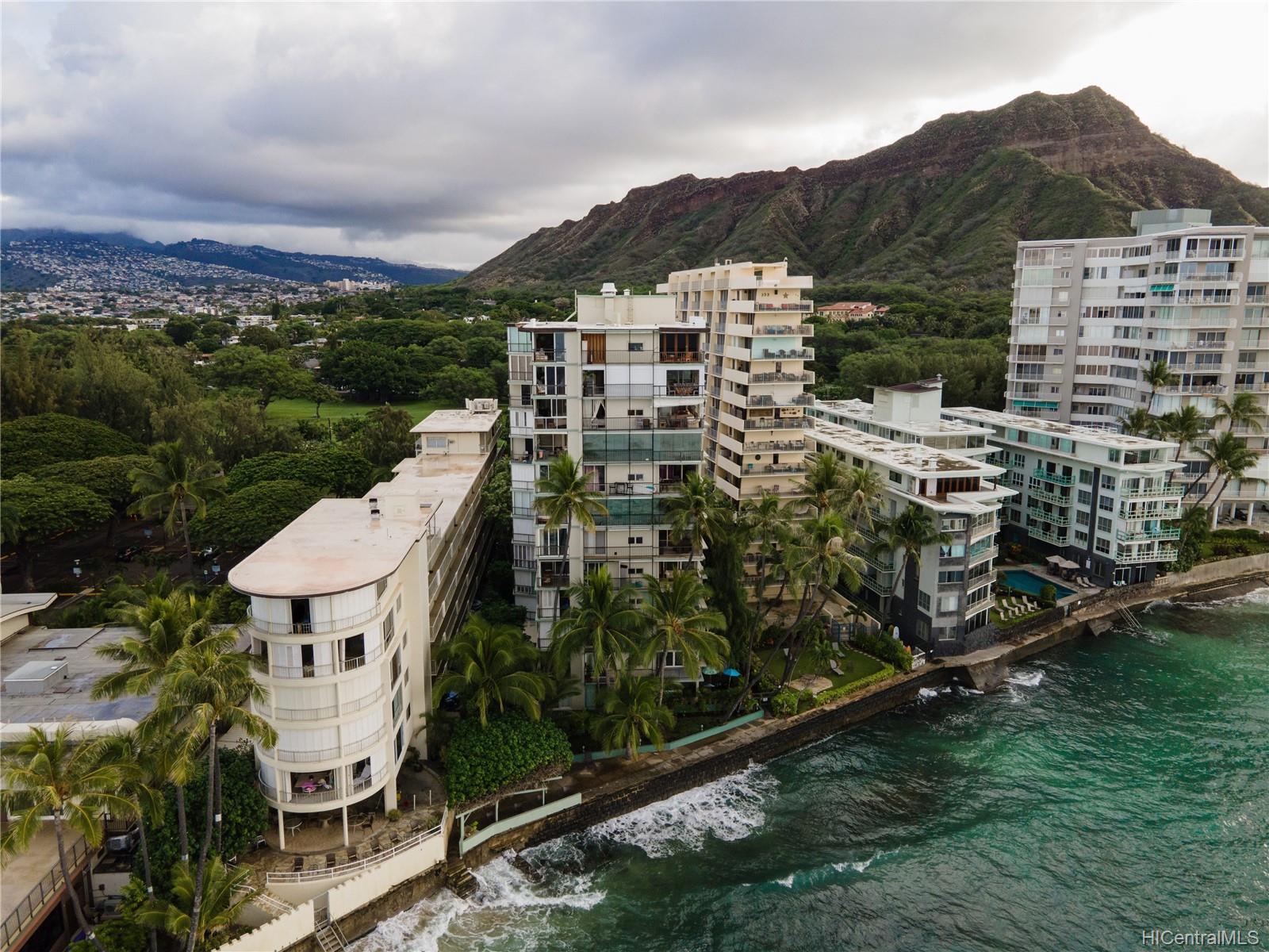 Tropic Seas Inc condo # 105, Honolulu, Hawaii - photo 19 of 23