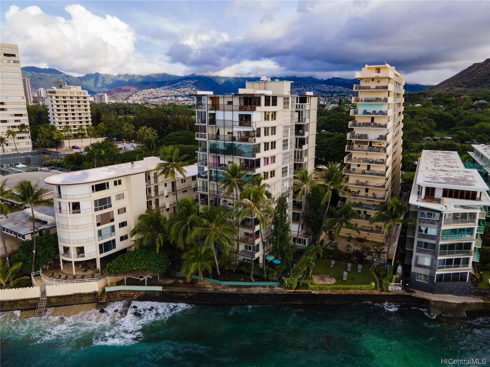 Tropic Seas Inc condo # 105, Honolulu, Hawaii - photo 20 of 23