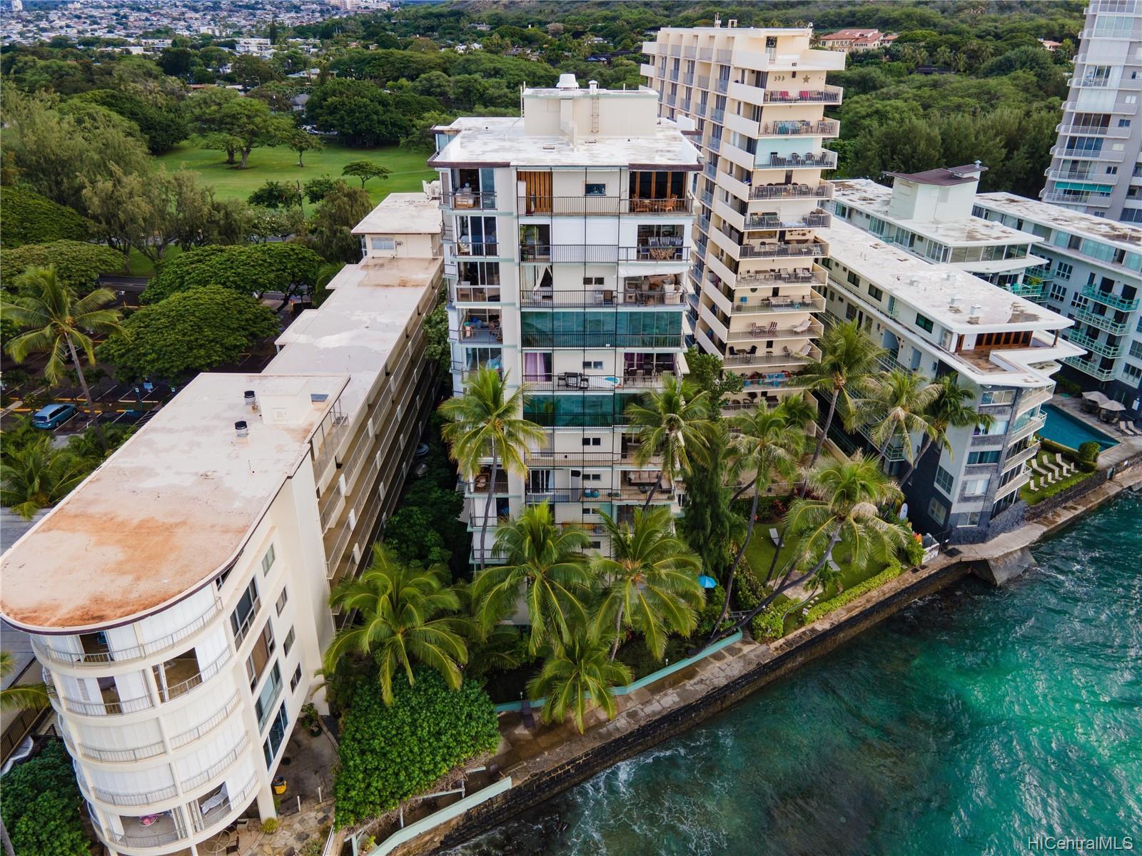 Tropic Seas Inc condo # 105, Honolulu, Hawaii - photo 21 of 23