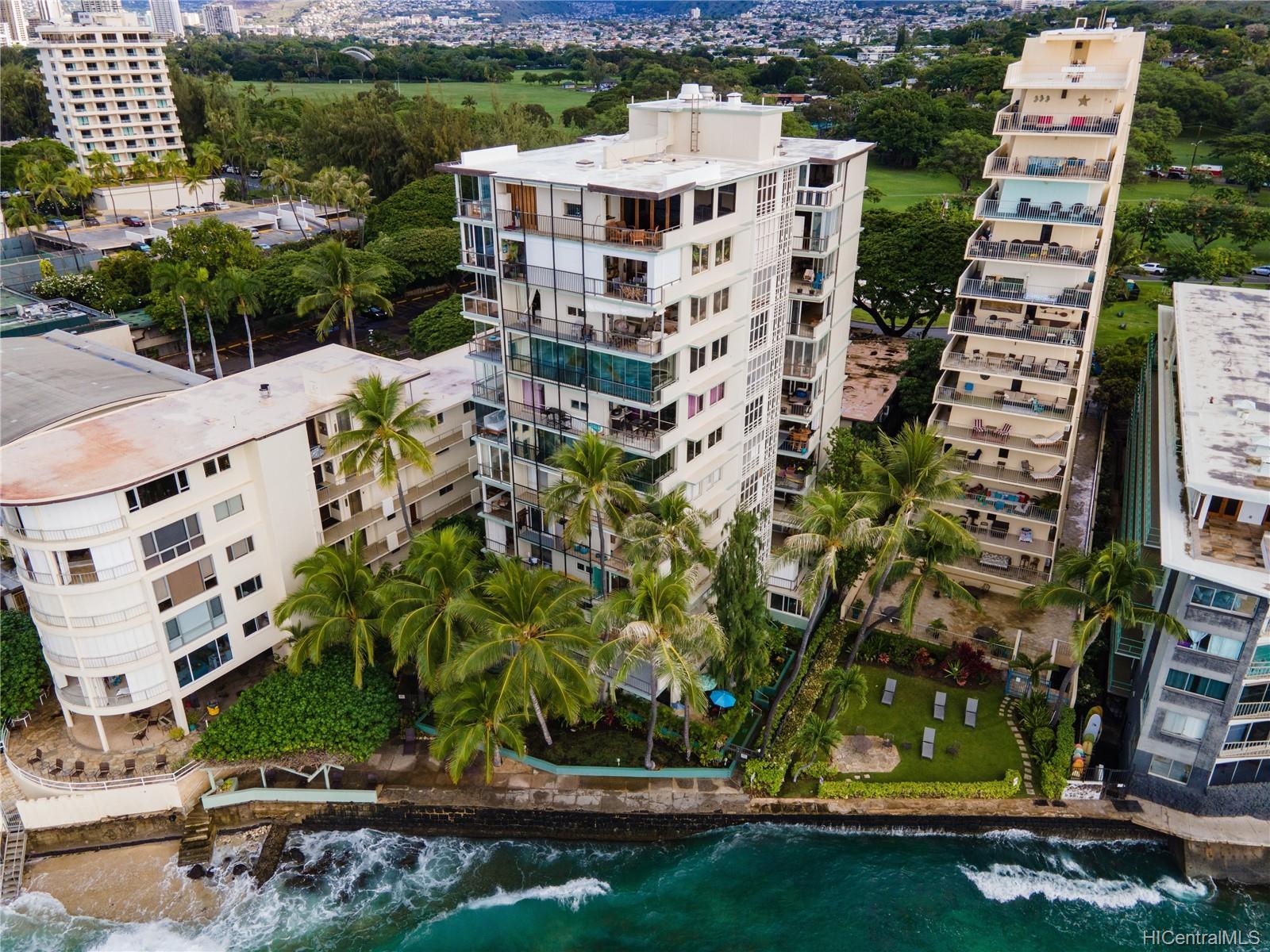 Tropic Seas Inc condo # 105, Honolulu, Hawaii - photo 22 of 23