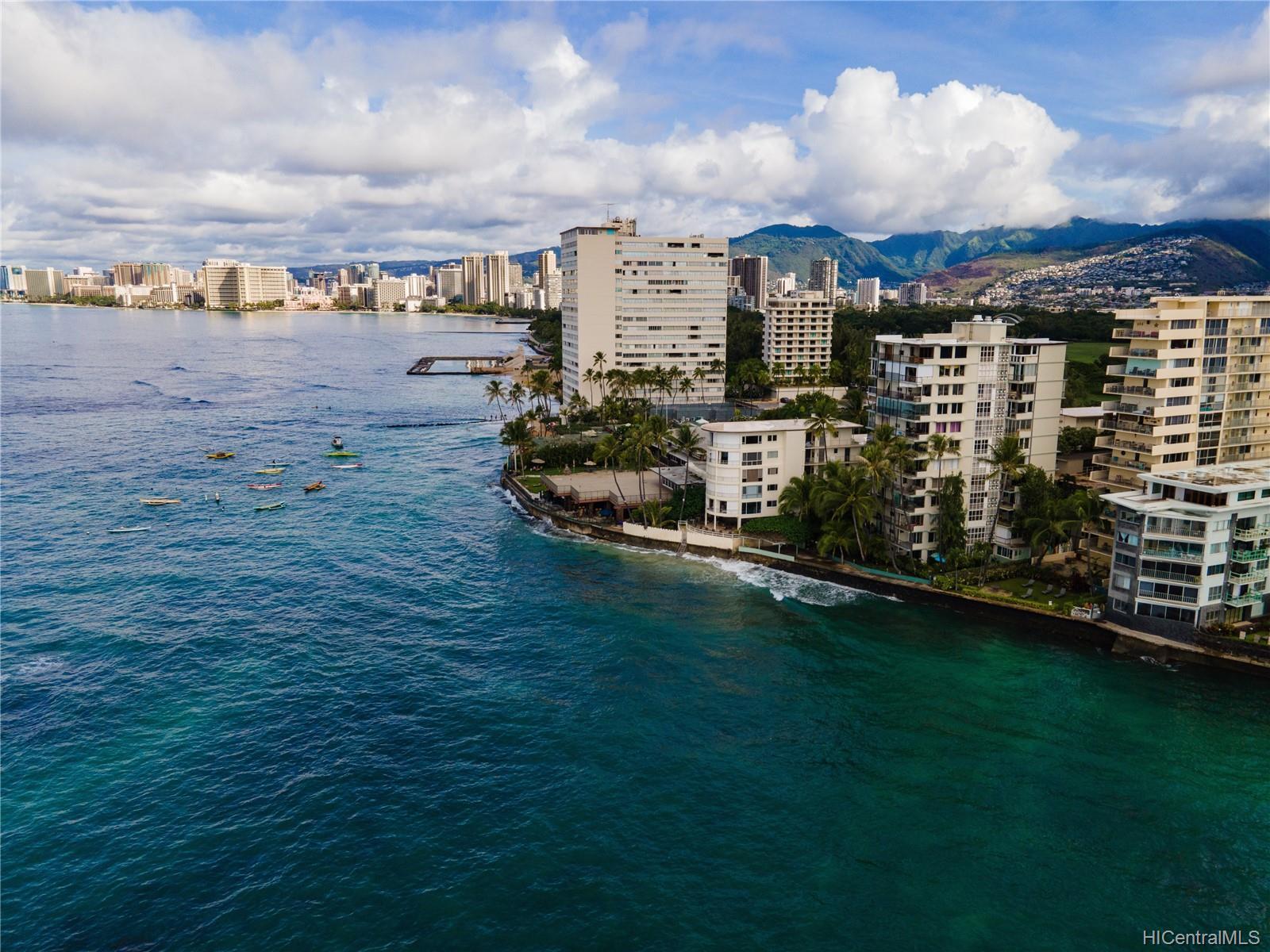 Tropic Seas Inc condo # 105, Honolulu, Hawaii - photo 23 of 23