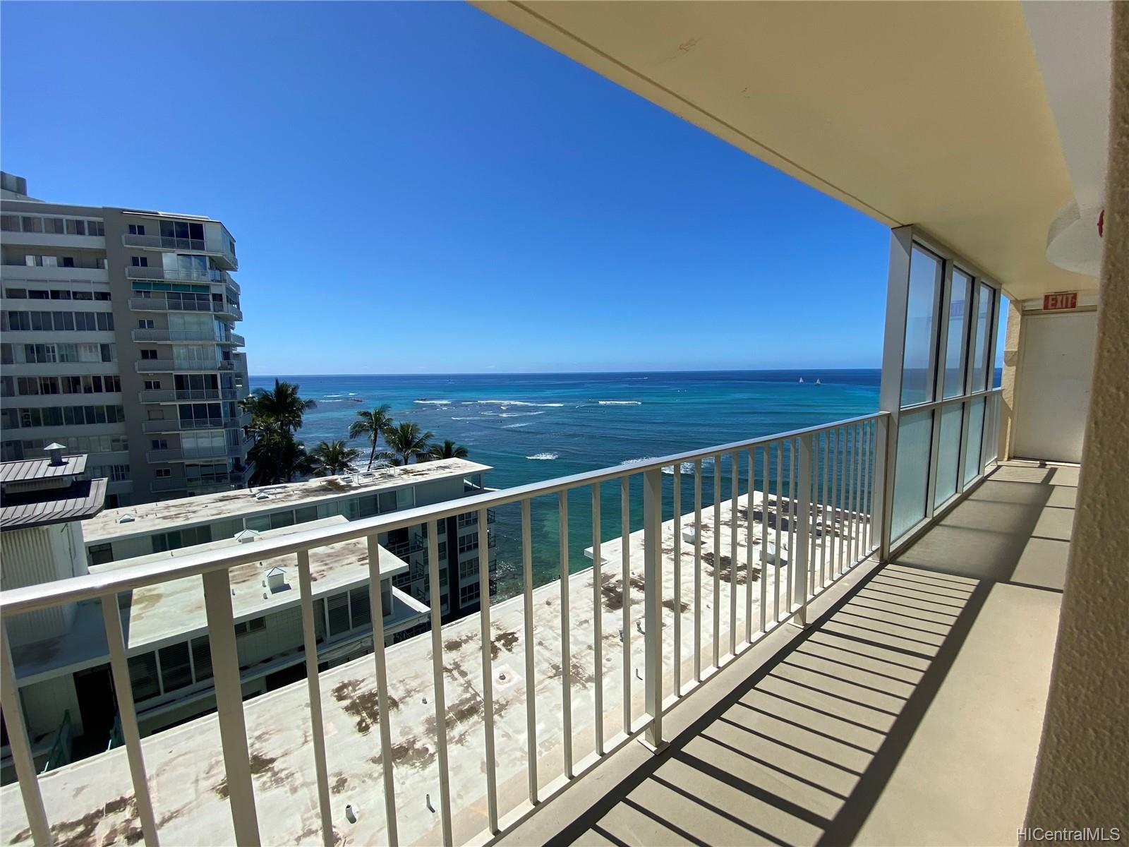 Diamond Head Bch Hotel condo # 1102, Honolulu, Hawaii - photo 17 of 19