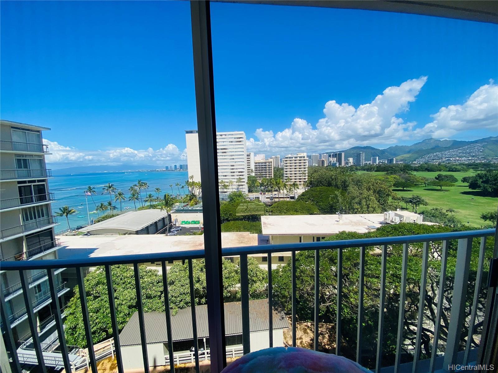 Diamond Head Bch Hotel condo # 1102, Honolulu, Hawaii - photo 18 of 19