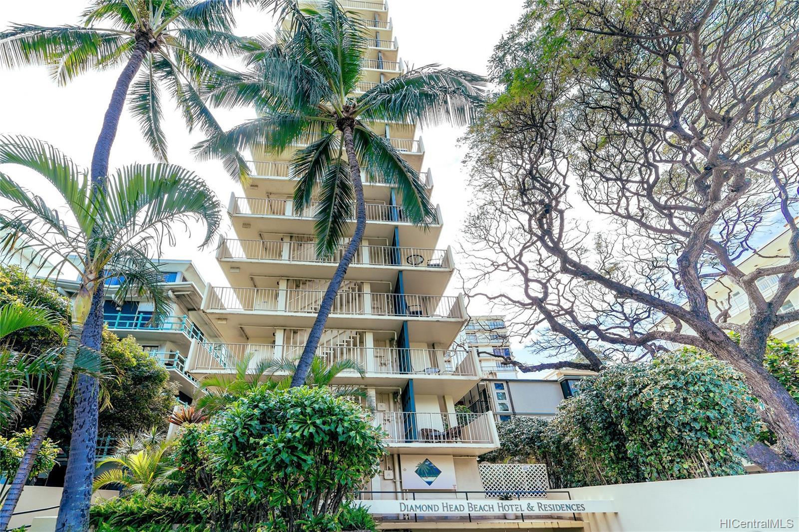 Diamond Head Bch Hotel condo # 705, Honolulu, Hawaii - photo 2 of 21