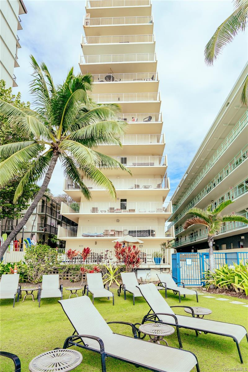 Diamond Head Bch Hotel condo # 705, Honolulu, Hawaii - photo 18 of 21