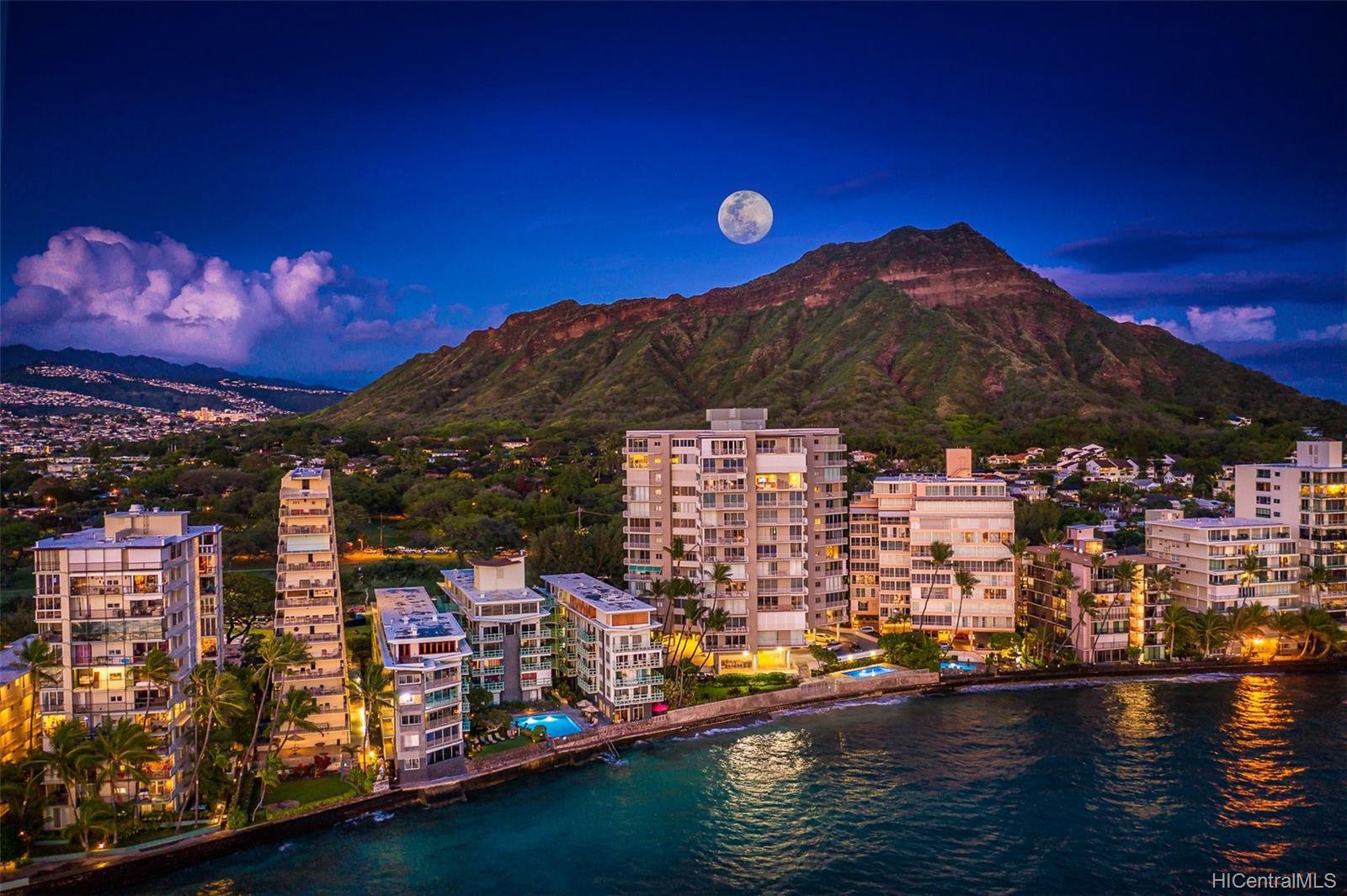 Diamond Head Bch Hotel condo # 705, Honolulu, Hawaii - photo 19 of 21