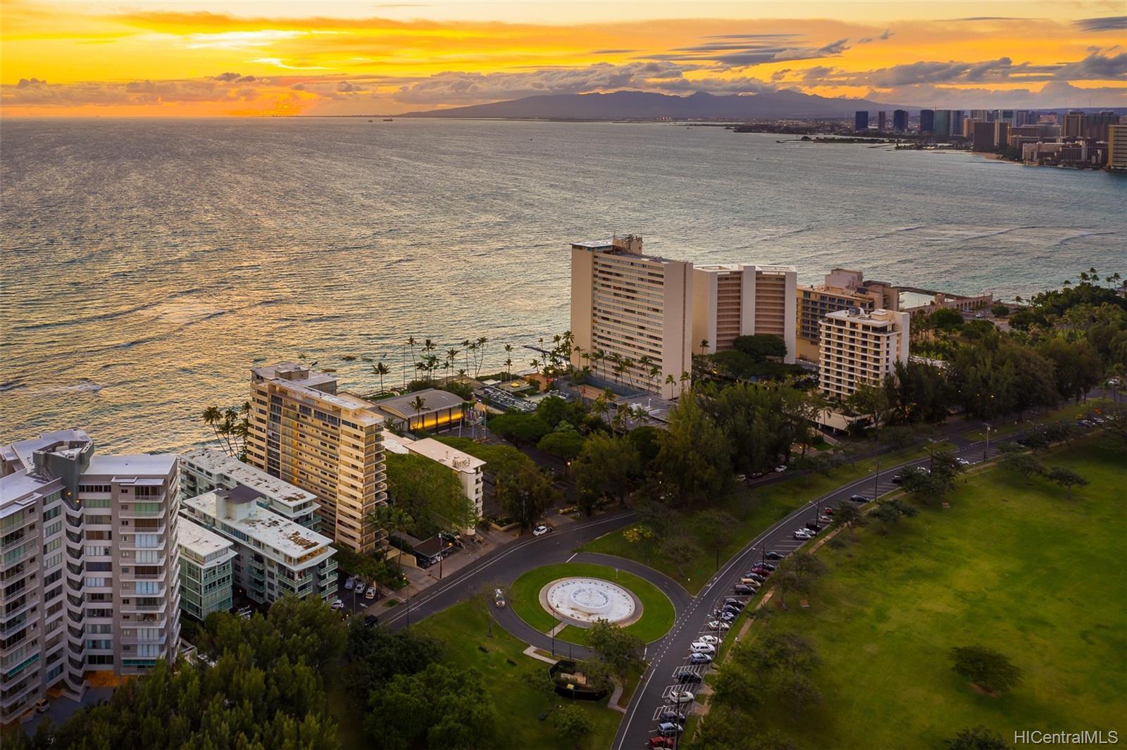 Diamond Head Bch Hotel condo # 705, Honolulu, Hawaii - photo 21 of 21