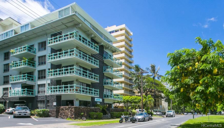 Diamond Head Ambassador A condo # 408, Honolulu, Hawaii - photo 20 of 22
