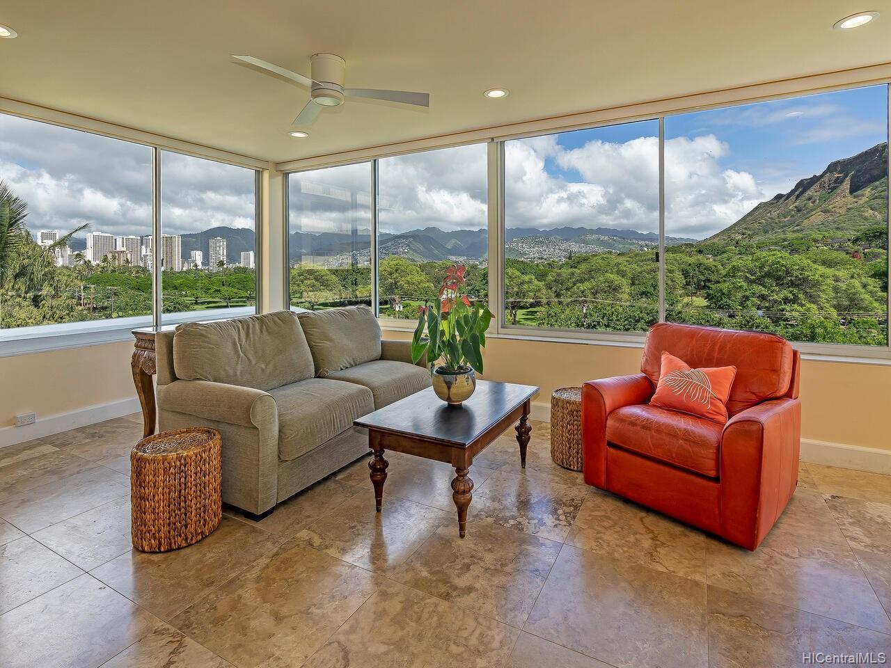 Diamond Head Ambassador B condo # PH-607, Honolulu, Hawaii - photo 3 of 24