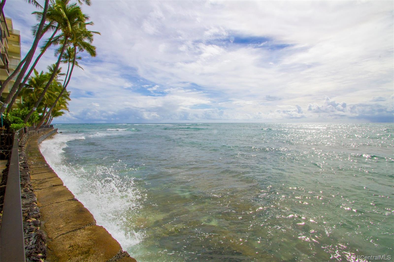 Coral Strand Ltd condo # 207, Honolulu, Hawaii - photo 3 of 22