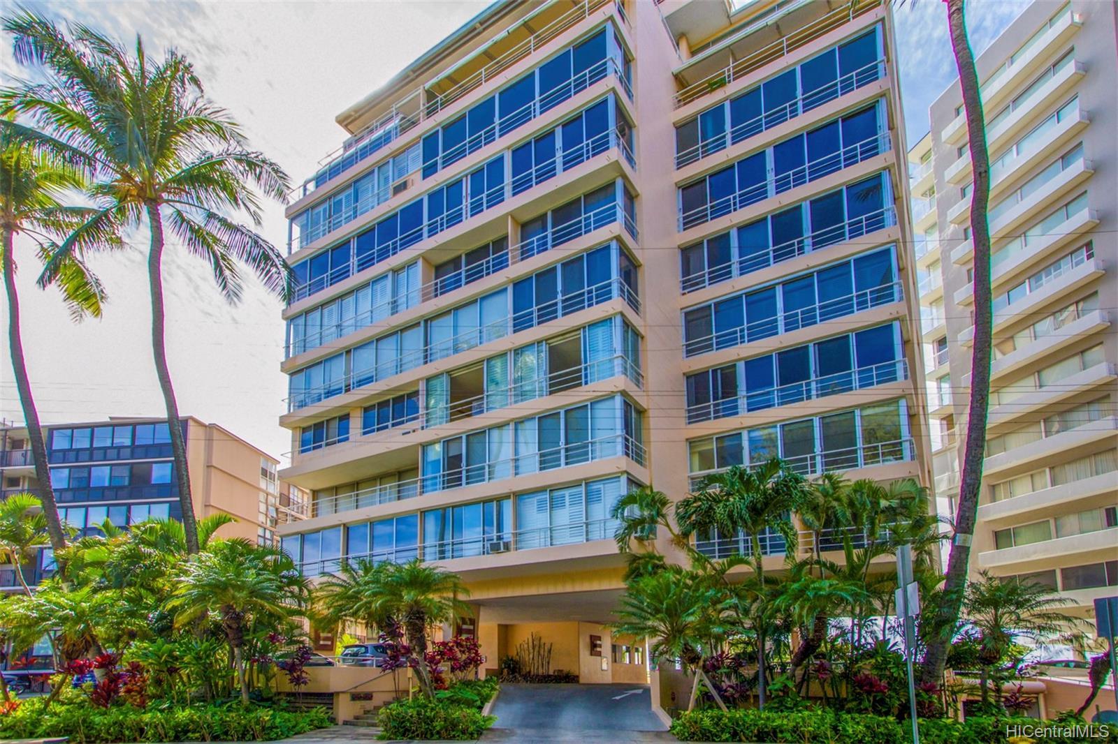 Coral Strand Ltd condo # 207, Honolulu, Hawaii - photo 21 of 22