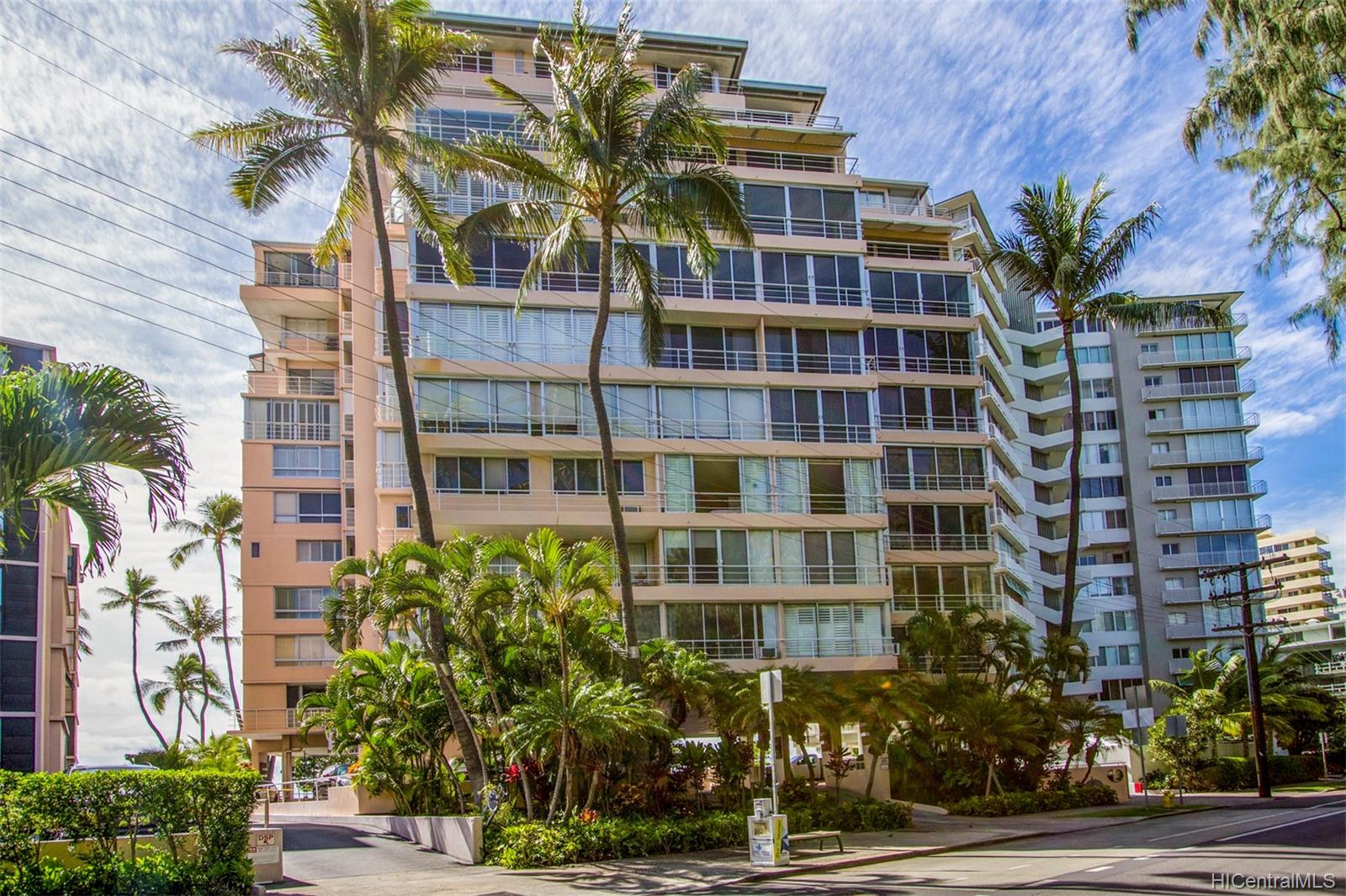 Coral Strand Ltd condo # 207, Honolulu, Hawaii - photo 22 of 22