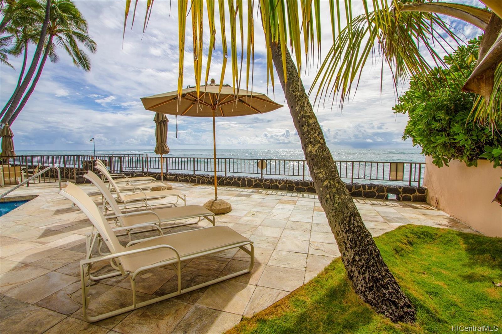 Coral Strand Ltd condo # 207, Honolulu, Hawaii - photo 6 of 22