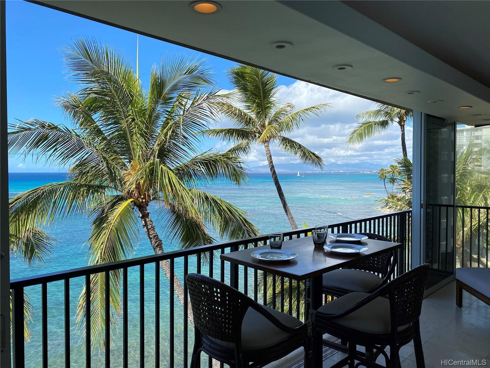 2987 Kalakaua condo # 705, Honolulu, Hawaii - photo 21 of 22