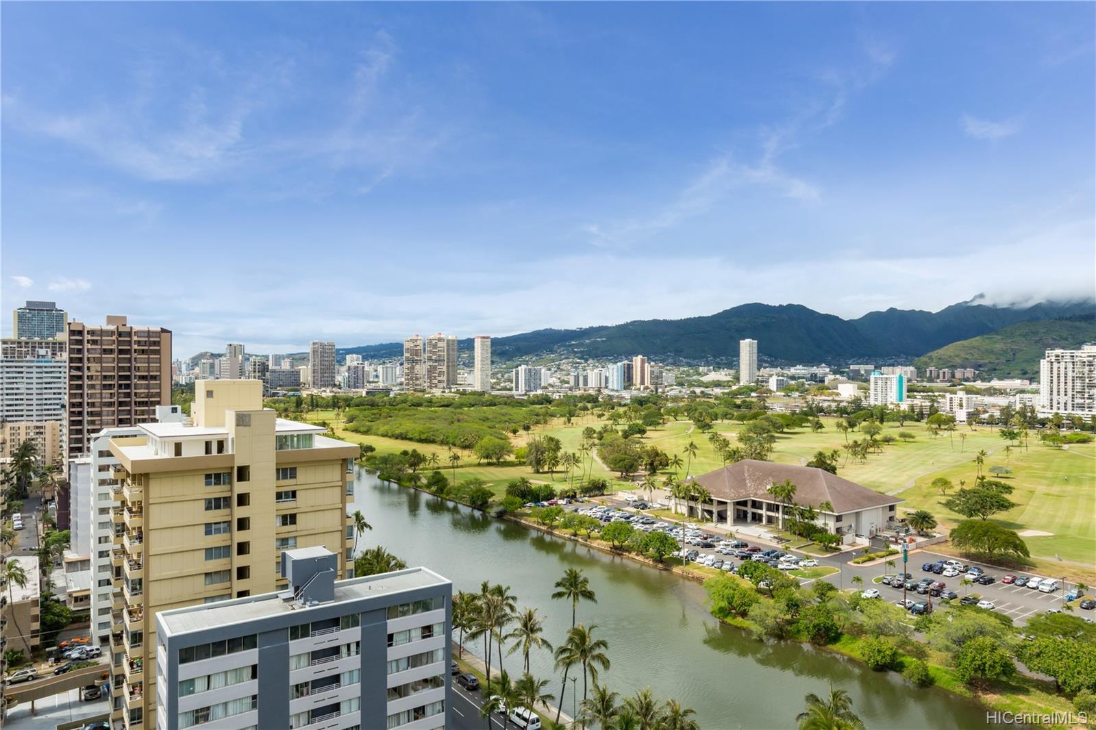 Liliuokalani Gardens condo # 2016, Honolulu, Hawaii - photo 1 of 13