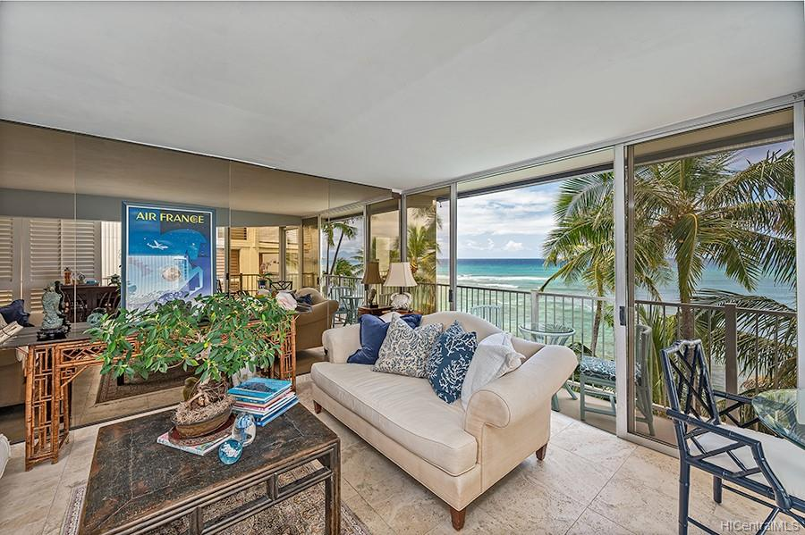 Oceanside Manor condo # 602, Honolulu, Hawaii - photo 7 of 25