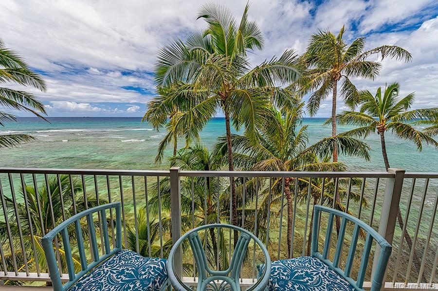 Oceanside Manor condo # 602, Honolulu, Hawaii - photo 9 of 25