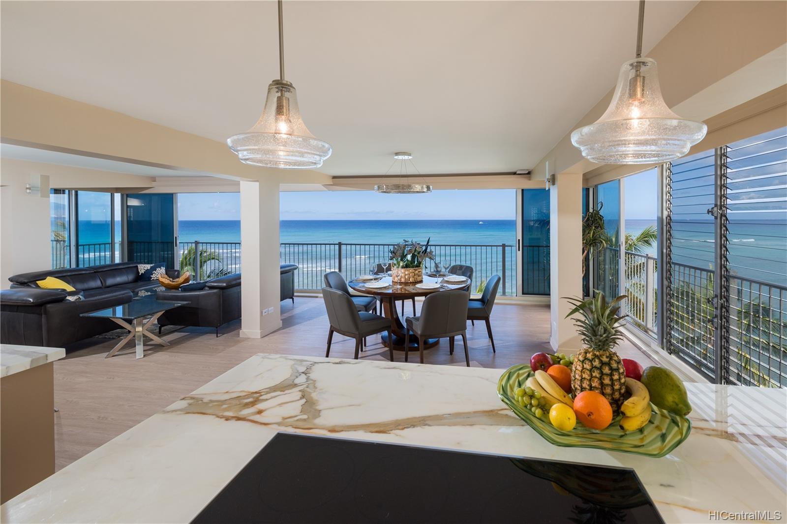 Oceanside Manor condo # 801/802, Honolulu, Hawaii - photo 9 of 22