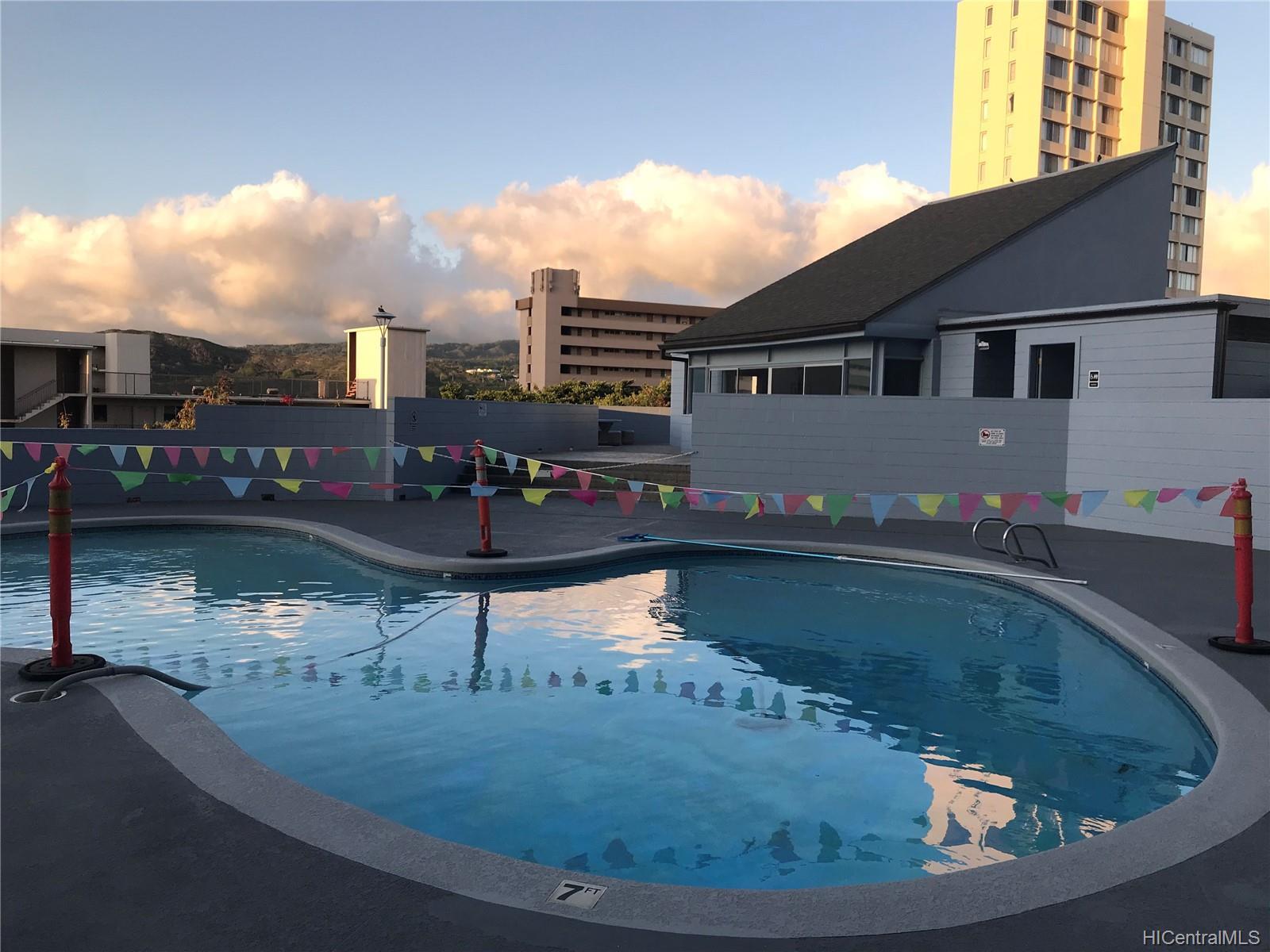 Harbour Ridge condo # 414, Honolulu, Hawaii - photo 10 of 12