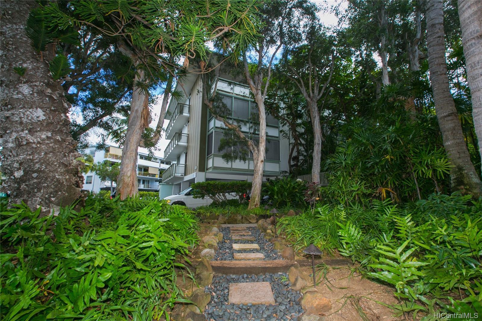 Diamond Head Gardens condo # B108, Honolulu, Hawaii - photo 25 of 25