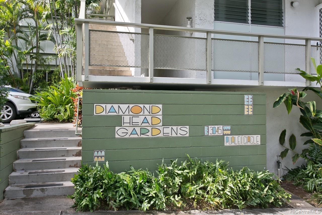 Diamond Head Gardens condo # B213, Honolulu, Hawaii - photo 8 of 8