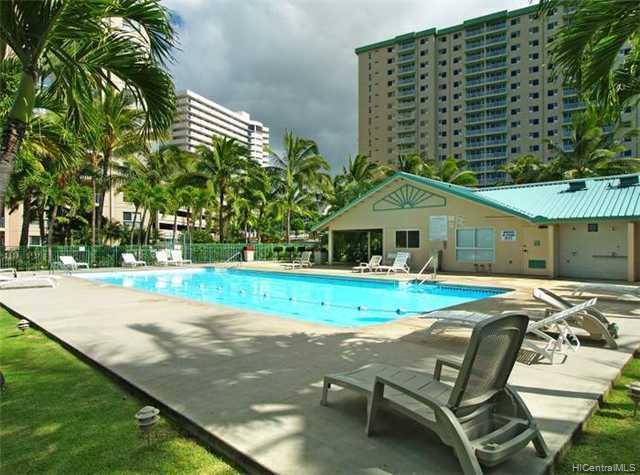 Country Club Village 5 condo # 1707, Honolulu, Hawaii - photo 10 of 10