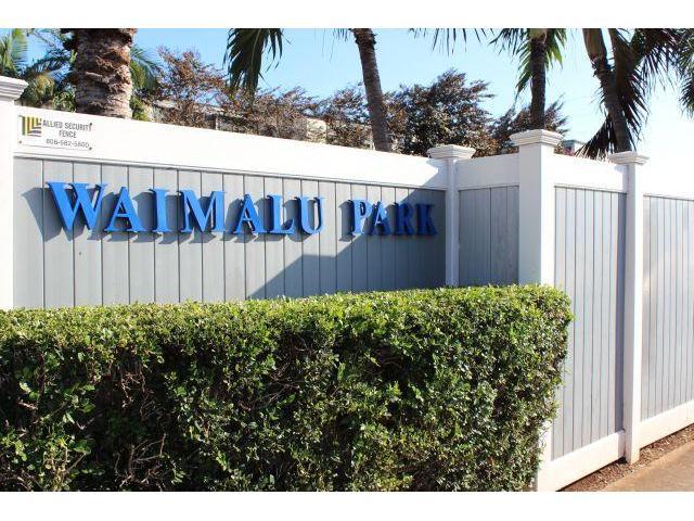 Waimalu Park condo #129, Aiea, Hawaii - photo 1 of 8