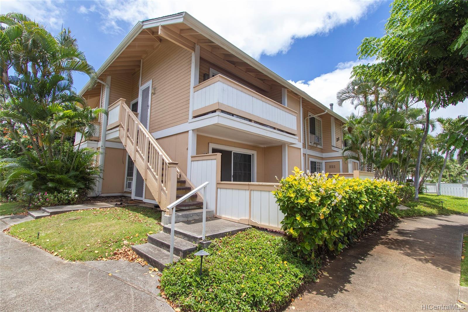 311 Mananai Place townhouse # 45A, Honolulu, Hawaii - photo 1 of 25
