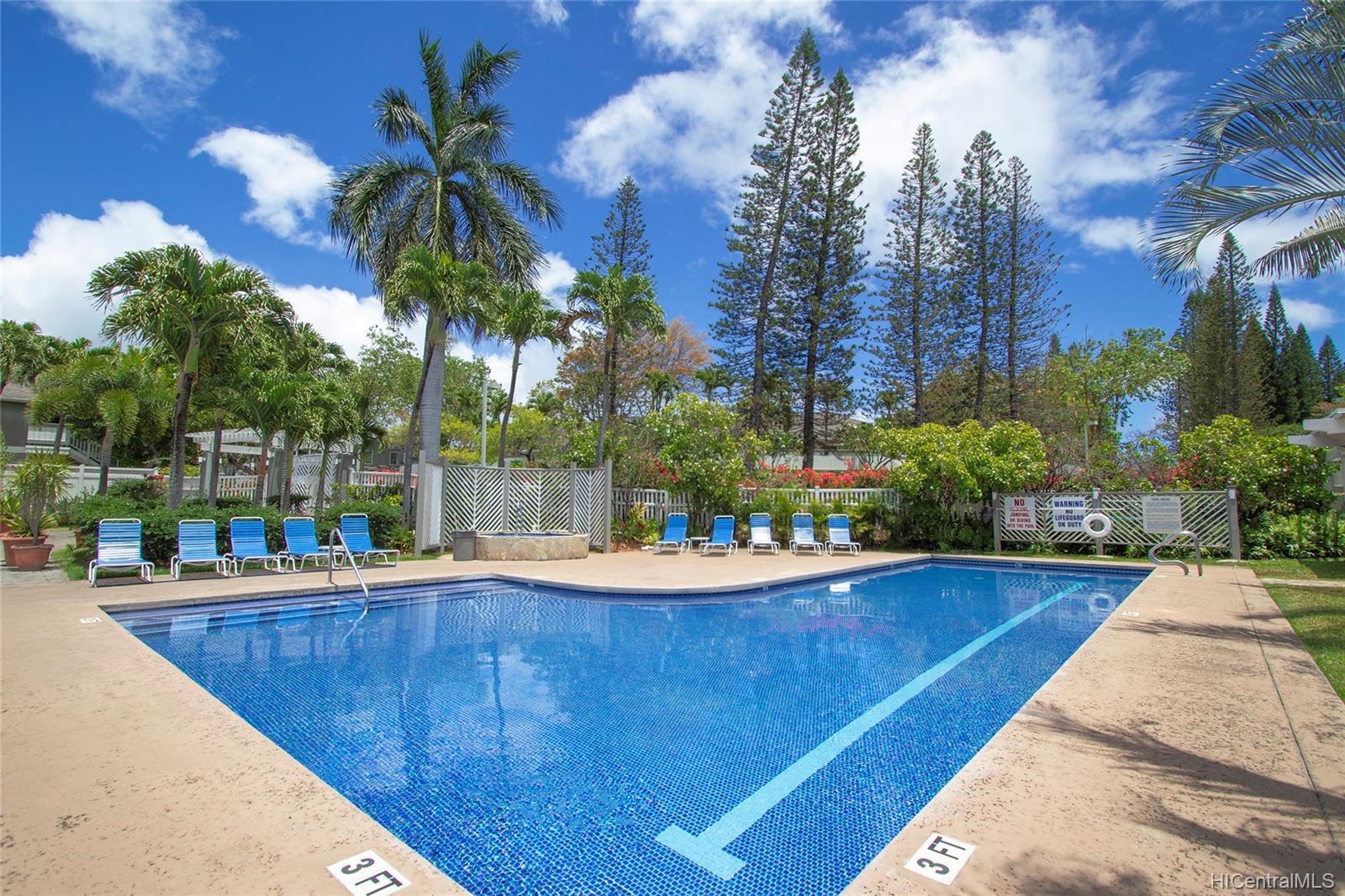 311 Mananai Place townhouse # 45A, Honolulu, Hawaii - photo 20 of 25