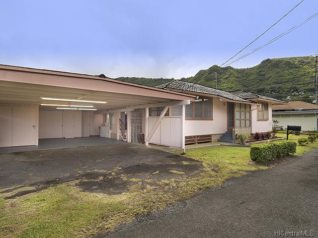 3158-A  East Manoa Rd Apt A Manoa Area, Honolulu home - photo 2 of 10