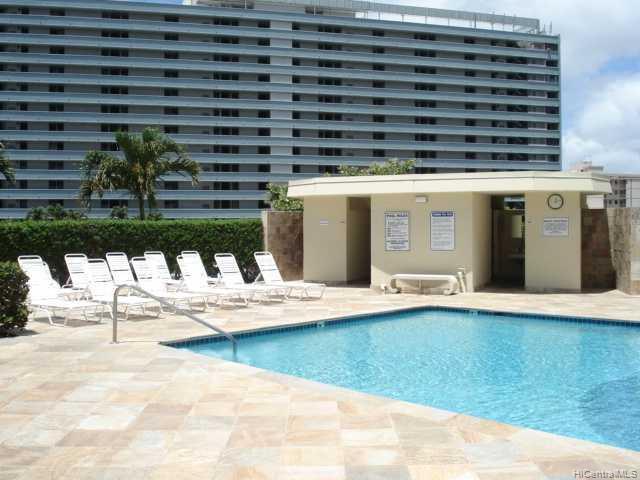 Century West condo # 401, Honolulu, Hawaii - photo 2 of 8
