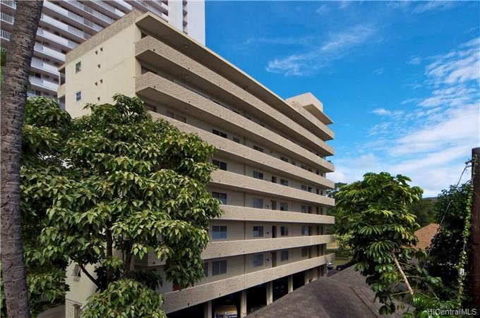 Hale O Nai'a condo #403, Honolulu, Hawaii - photo 1 of 25