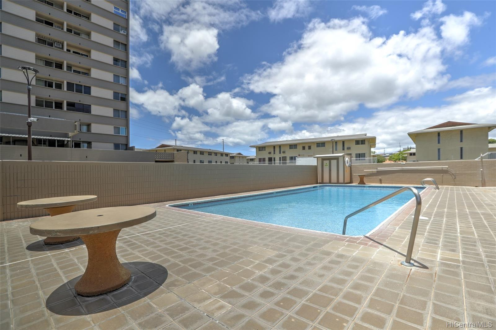 Sunset Lakeview condo # A710, Honolulu, Hawaii - photo 17 of 25