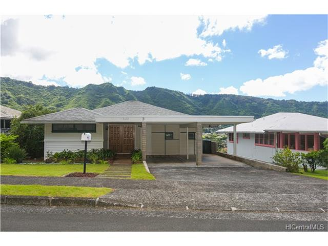 3329 Keahi St Manoa-upper, Honolulu home - photo 1 of 25