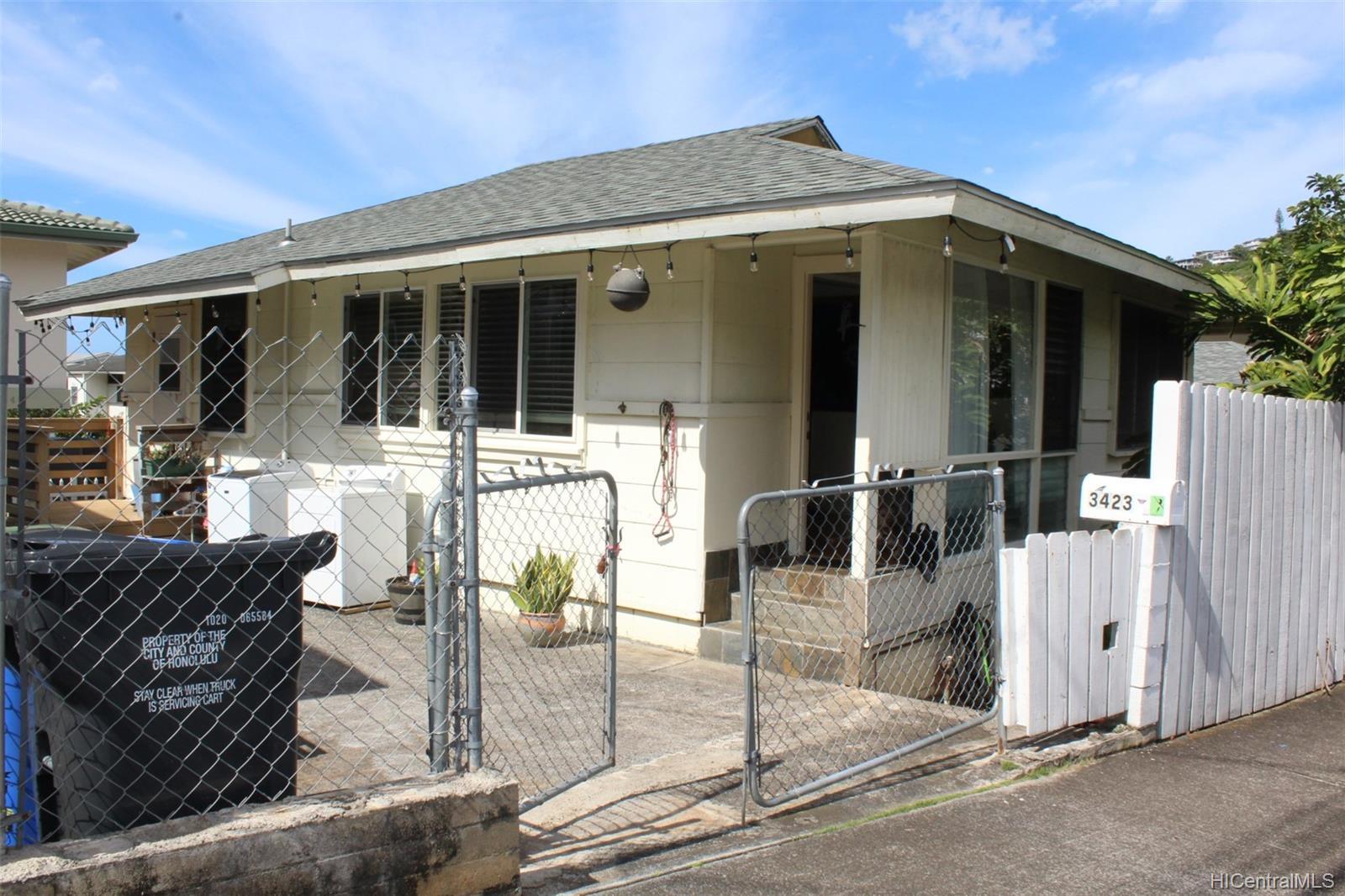 3423  Paalea Street Palolo, Diamond Head home - photo 1 of 14