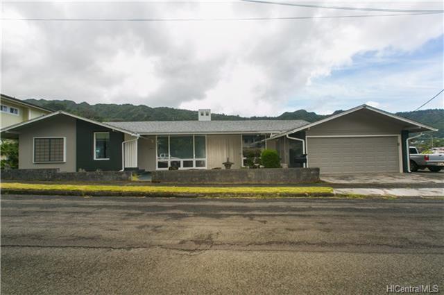 3445  Loulu St Manoa-upper, Honolulu home - photo 1 of 25