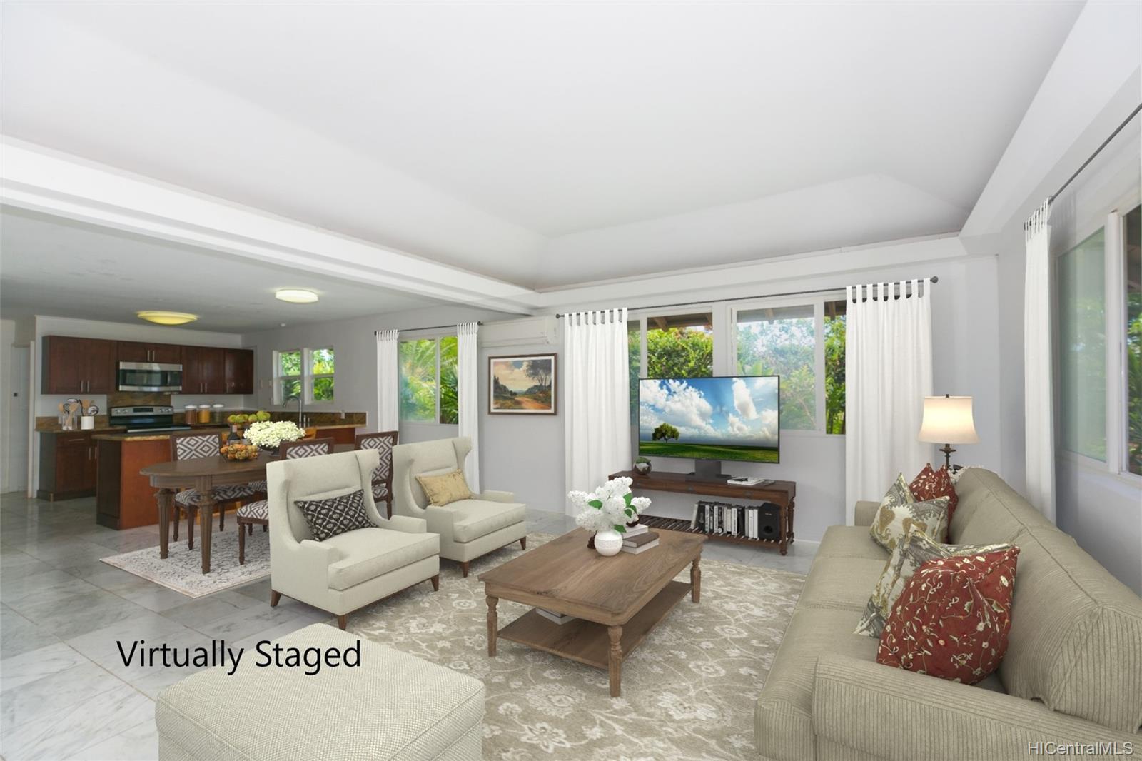 363  Halemaumau Place Niu Valley, Diamond Head home - photo 4 of 20