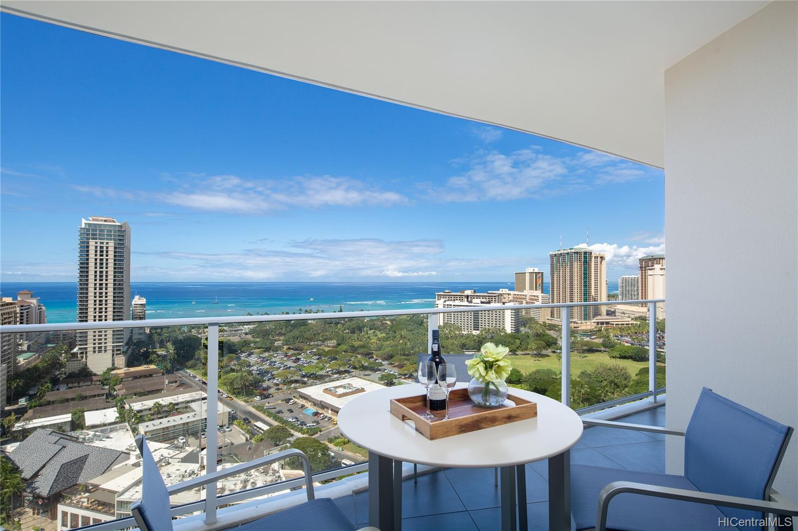 The Ritz-Carlton Residences condo # 2509, Honolulu, Hawaii - photo 2 of 16