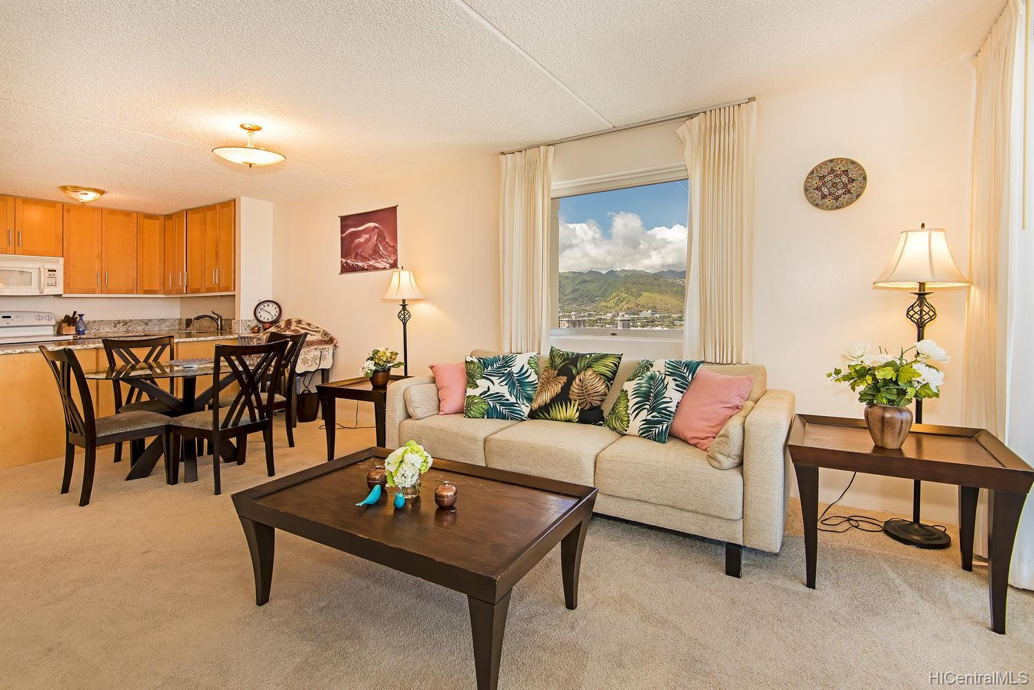 Villa On Eaton Square condo # 3515, Honolulu, Hawaii - photo 6 of 21