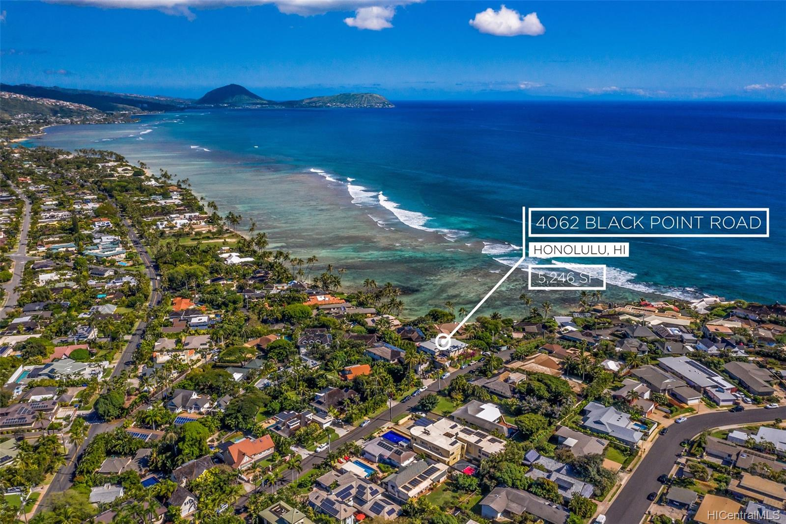 4062  Black Point Road Kahala-black Point, Diamond Head home - photo 4 of 25