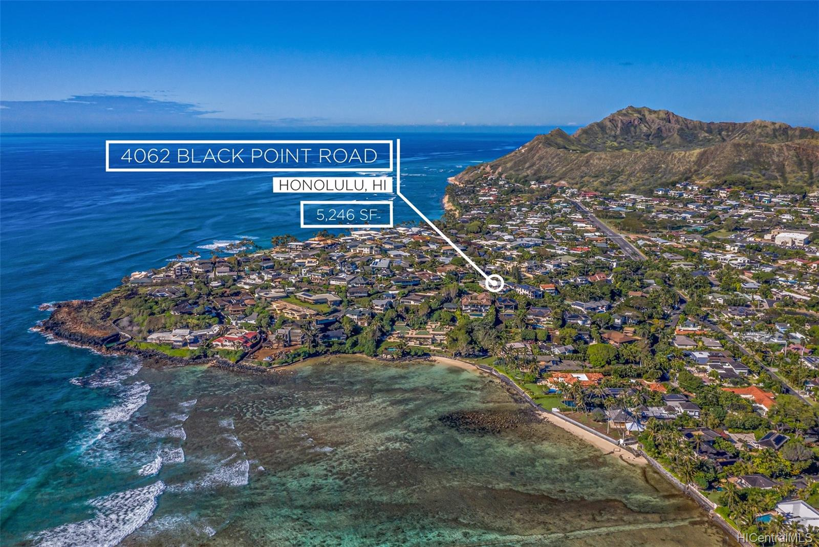 4062  Black Point Road Kahala-black Point, Diamond Head home - photo 5 of 25