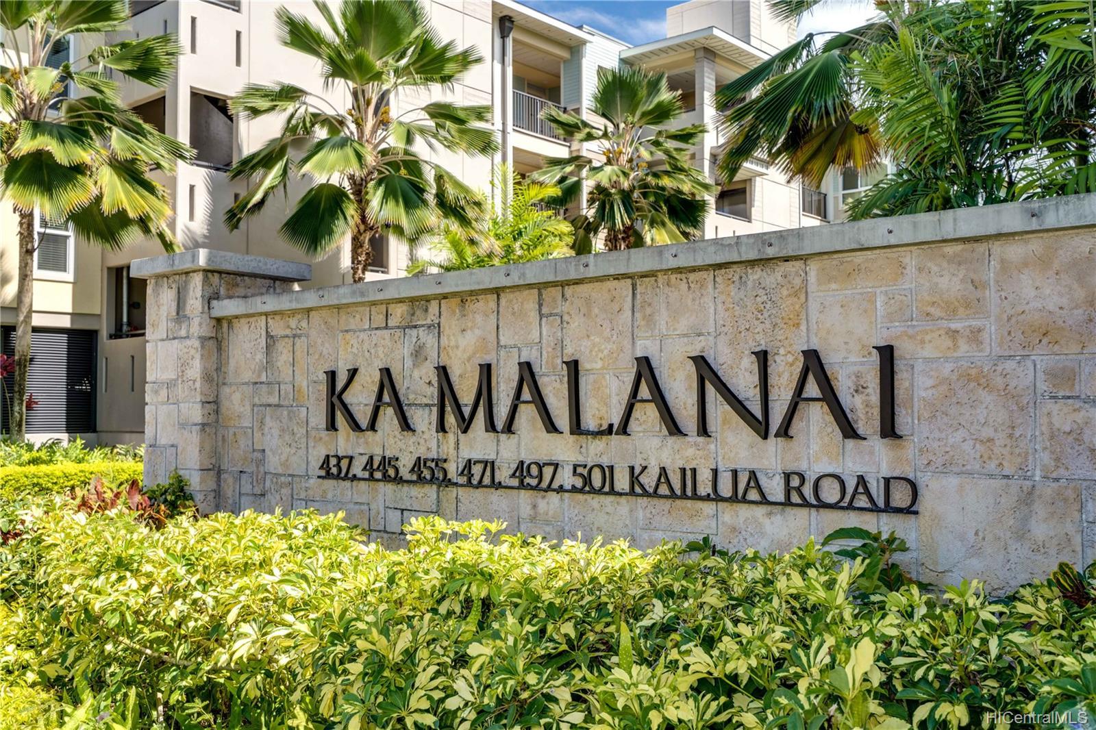 Ka Malanai@Kailua condo # 7101, Kailua, Hawaii - photo 23 of 23