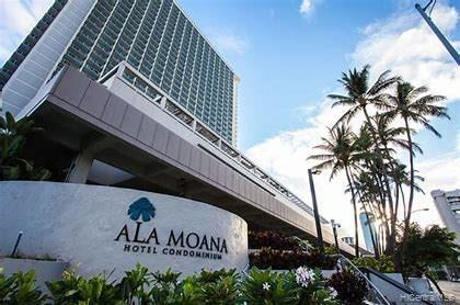 Ala moana hotel condo condo #1307, Honolulu, Hawaii - photo 1 of 4
