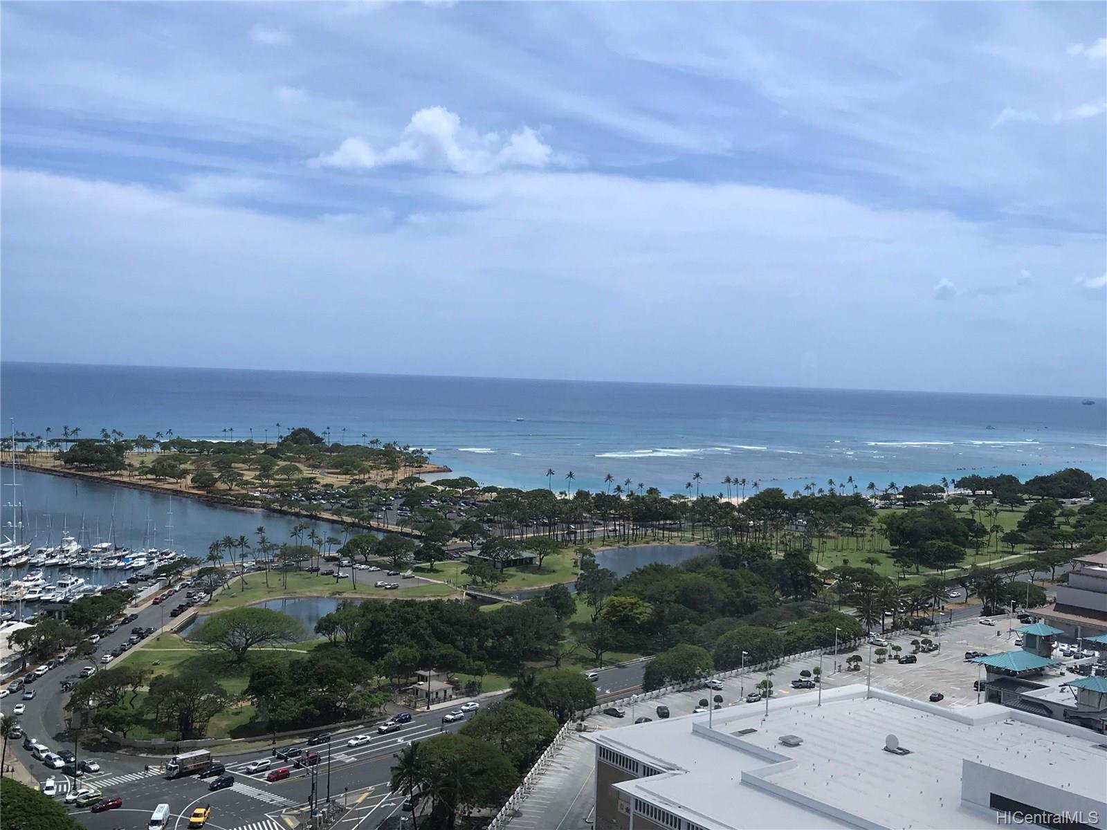 Ala Moana Hotel Condo condo #2507, Honolulu, Hawaii - photo 1 of 5