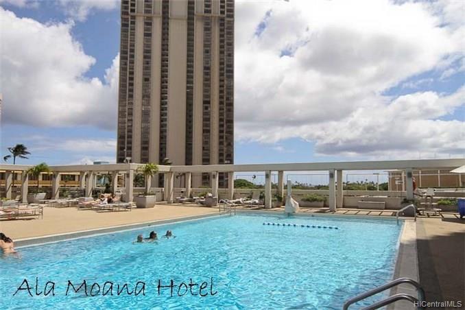 Ala Moana Hotel Condo condo # 2711, Honolulu, Hawaii - photo 9 of 10
