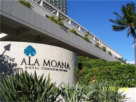 Ala Moana Hotel Condo condo # 2817, Honolulu, Hawaii - photo 1 of 11
