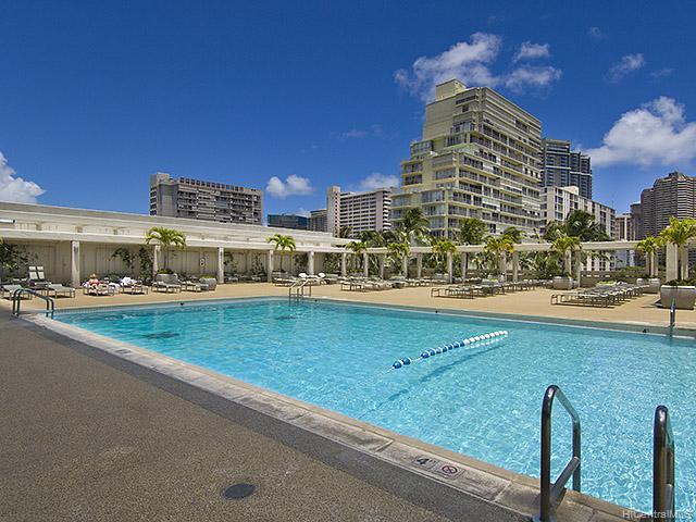 Ala Moana Hotel Condo condo # 2817, Honolulu, Hawaii - photo 8 of 11